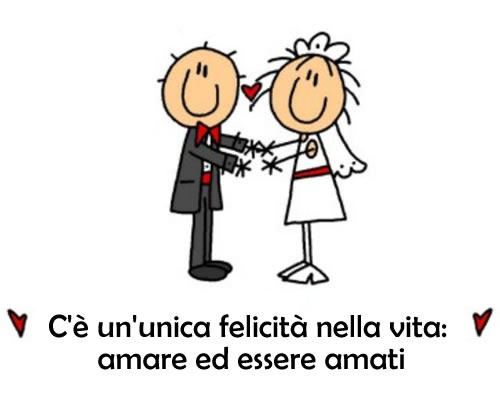 Frasi Auguri Matrimonio Simpatiche : Aforisma matrimonio immagine