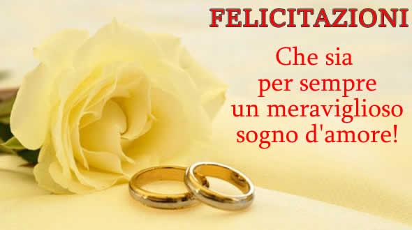 Auguri Di Un Matrimonio : Immagini matrimonio immagine auguri
