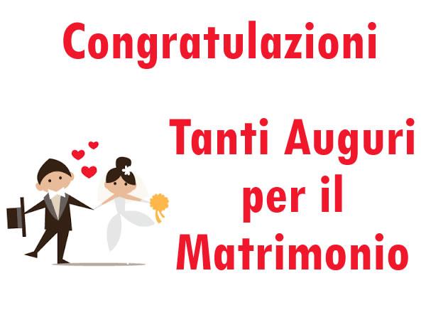 Frasi Di Auguri Matrimonio : Auguri per il matrimonio immagine