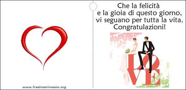 Frasi Matrimonioorg.Biglietto Di Matrimonio I Migliori Biglietti Di Matrimonio
