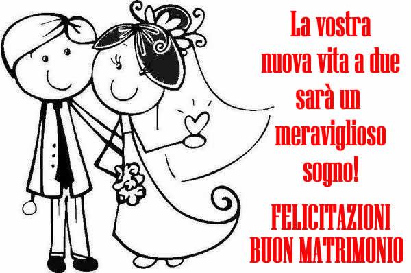 Auguri Matrimonio Bellissimi : Immagini auguri matrimonio belle con di